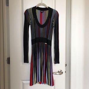 Just Cavalli Colorful Dress